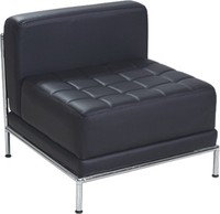 офисный диван Мираж прямой модуль со спинкой