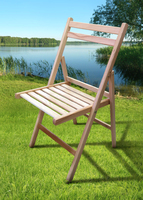 стул Пикник натуральный